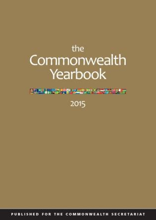 Cover image for the book Commonwealth Yearbook: 2015