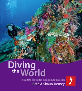 Cover image for the book Diving the World, Third Edition
