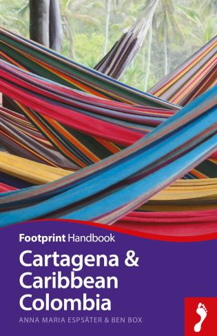 Cover image for the book Cartagena & Caribbean Colombia Handbook, Third Edition