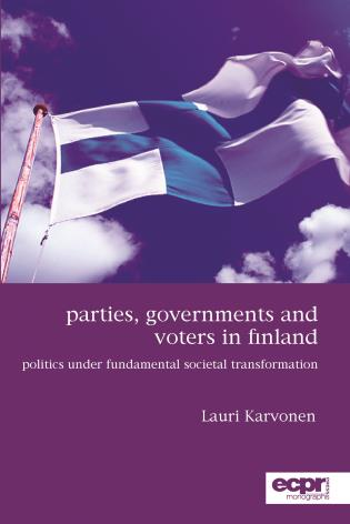 Cover image for the book Parties, Governments and Voters in Finland: Politics Under Fundamental Societal Transformation