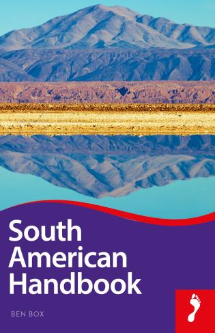 Cover image for the book South American Handbook, Ninety-fourth Edition