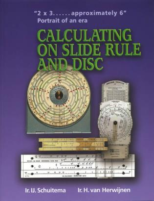 Cover image for the book Calculating on Slide Rule and Disc