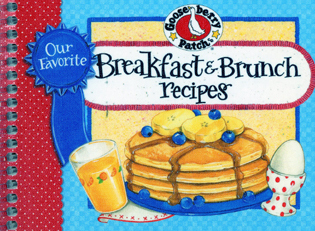 Cover image for the book Our Favorite Breakfast & Brunch Recipes Cookbook