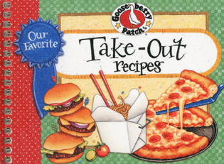 Cover image for the book Our Favorite Take-Out Recipes Cookbook