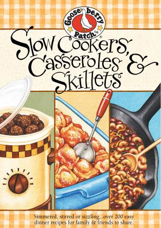 Cover image for the book Slow Cookers Casseroles & Skillets