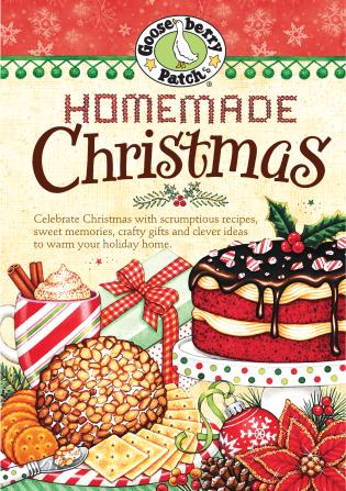 Cover image for the book Homemade Christmas