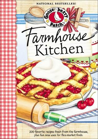 Cover image for the book Farmhouse Kitchen