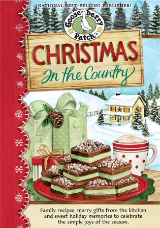 Cover image for the book Christmas In The Country