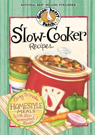Cover image for the book Slow Cooker Recipes