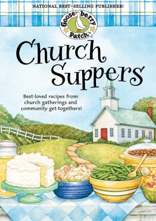 Cover image for the book Church Suppers