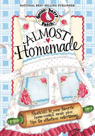 Cover image for the book Almost Homemade