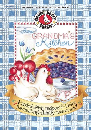 Cover image for the book From Grandmas Kitchen