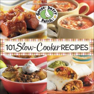 Cover image for the book 101 Slow-Cooker Recipes