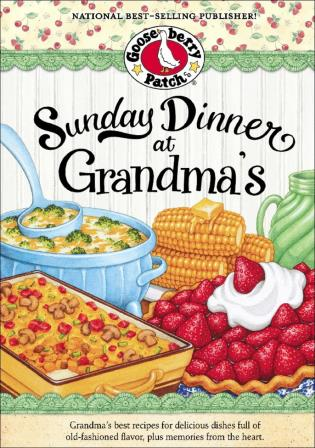 Cover image for the book Sunday Dinner at Grandma's
