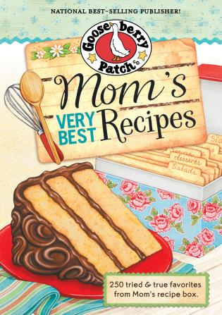 Cover image for the book Mom's Very Best Recipes