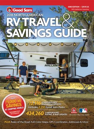The Good Sam RV Travel & Savings Guide