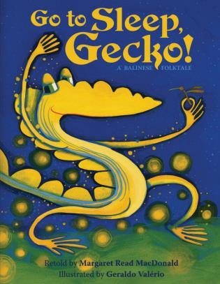 Go To Sleep, Gecko!
