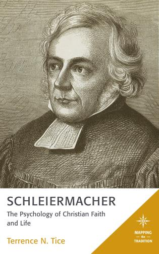 Cover image for the book Schleiermacher: The Psychology of Christian Faith and Life