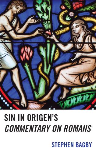Cover image for the book Sin in Origen's Commentary on Romans