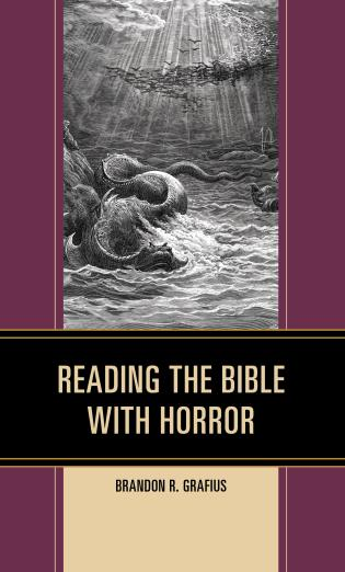 Cover image for the book Reading the Bible with Horror