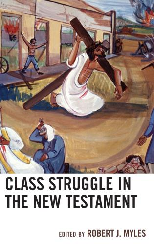Cover image for the book Class Struggle in the New Testament