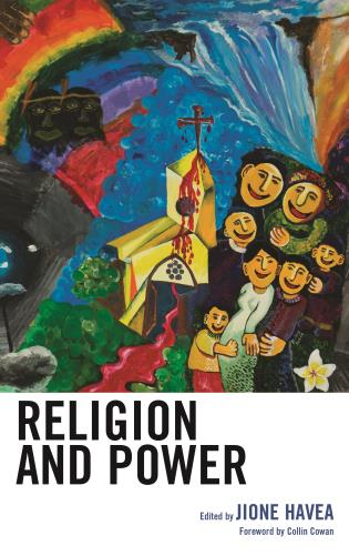 Cover image for the book Religion and Power