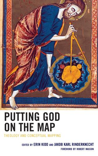 Cover image for the book Putting God on the Map: Theology and Conceptual Mapping
