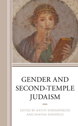 Cover image for the book Gender and Second-Temple Judaism