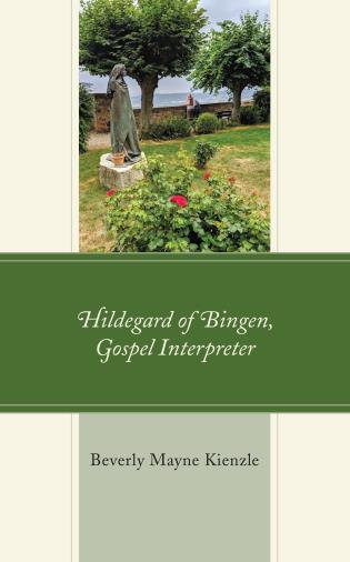 Cover image for the book Hildegard of Bingen, Gospel Interpreter