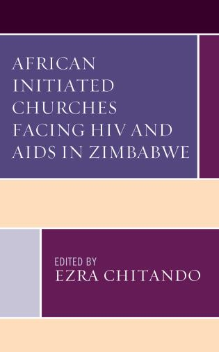 Cover image for the book African Initiated Churches Facing HIV and AIDS in Zimbabwe
