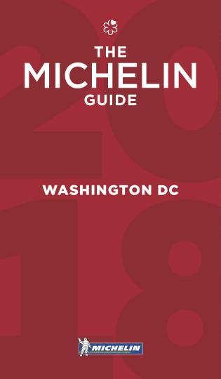 MICHELIN Guide Washington, DC 2017
