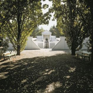 Hans Dieter Schaal. Landscape Architecture