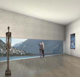 Ivano Gianola, LAC Lugano Arte e Cultura, Lugano