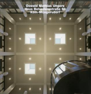 Oswald Matthias Ungers, Haus Belvederestraße 60, Köln-Müngersdorf