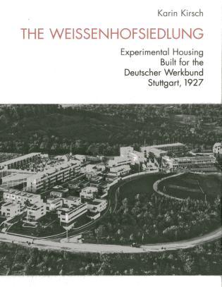 The Weissenhofsiedlung, Stuttgart