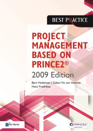 Cover image for the book Project Management Based On Prince2, 2009 Edition