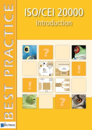 Cover image for the book ISO/CEI 20000 - Introduction