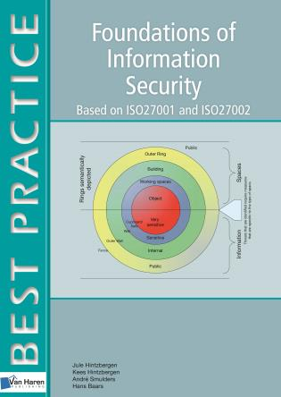 Cover image for the book Foundations Of Information Security Based On ISO27001 And ISO27002
