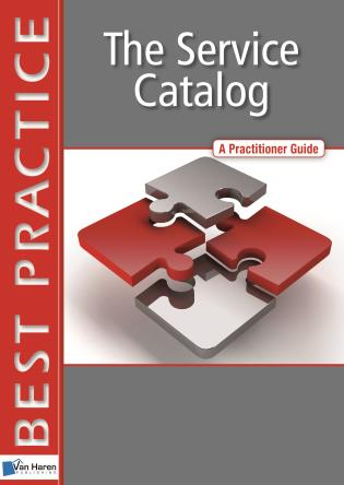 Cover image for the book The Service Catalog