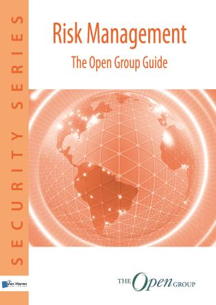 Cover image for the book Risk Management: The Open Group Guide