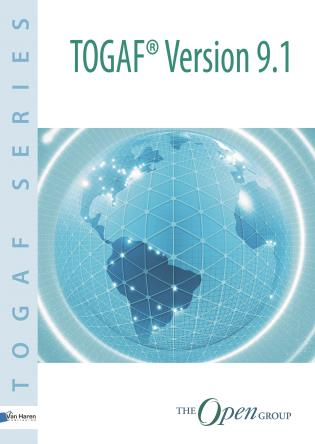 Cover image for the book TOGAF Version 9.1