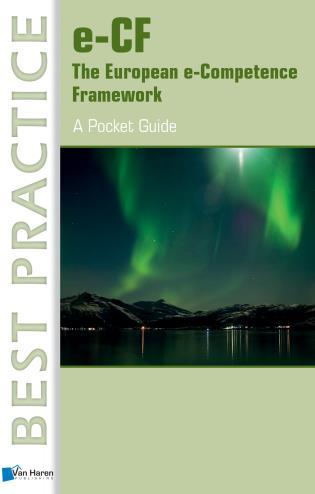 Cover image for the book e-CF The European E-Competence Framework: A Pocket Guide