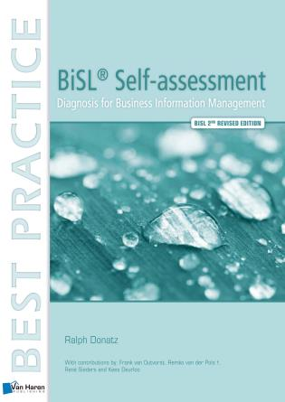 Cover image for the book BISL Self-Assessment