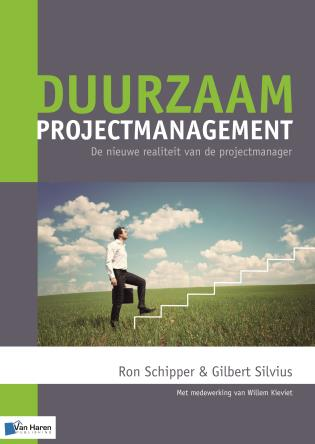 Cover image for the book Duurzaam Projectmanagement