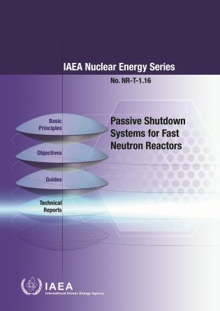 Cover image for the book Passive Shutdown Systems for Fast Neutron Reactors