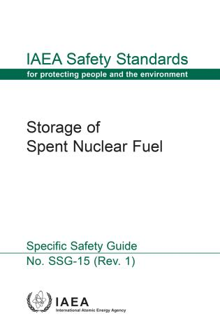 Cover image for the book Storage of Spent Nuclear Fuel