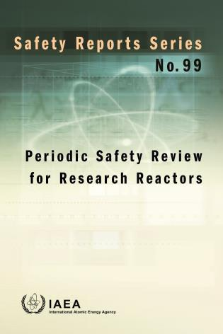 Cover image for the book Periodic Safety Review for Research Reactors