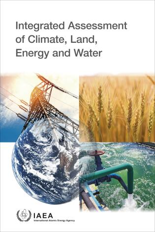 Cover image for the book Integrated Assessment of Climate, Land, Energy and Water