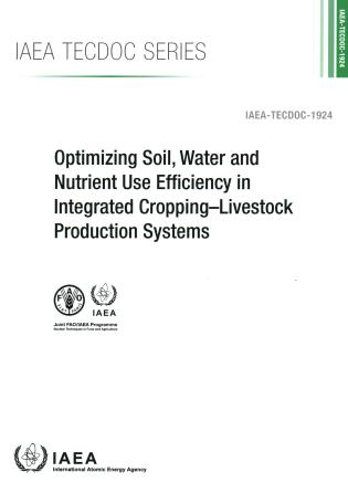 Cover image for the book Optimizing Soil, Water and Nutrient Use Efficiency in Integrated Cropping–Livestock Production Systems
