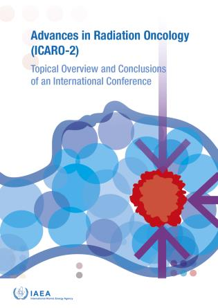 Cover image for the book Advances in Radiation Oncology (ICARO-2): Topical Overview and Conclusions of an International Conference